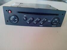 autoradio Auto Radio CD renault megane scenic 2 II update list + code modus