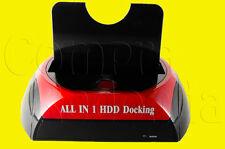 """DOCK BASE PARA DISCOS DUROS SATA 2,5 3,5  USB DISCO DURO HDD EXTERNO LECTOR 3.5"""""""