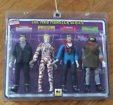 MAD MONSTER SERIES Figures Toy Company 4 pack limited edition Mego retro replica