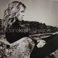 DIANA KRALL : TEMPTATION (TOM WAITS) + ELVIS COSTELLO cover [ FRENCH CD PROMO ]