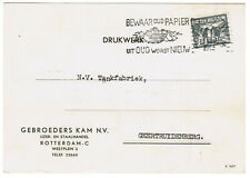 Gebroeders Kam Staalhandel Rotterdam  (materiaal niet in vooraad 1943 (19)