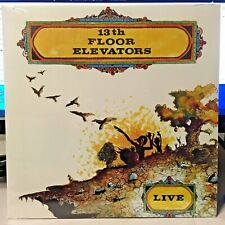 13th Floor Elevators 'Live' LP NEW / SEALED