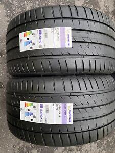 2x 265/35 ZR18 Michelin Pilot Sport 4  97Y XL Brand-New,