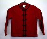 Talbots Petites Women's Size Large Pure Wool Fall/Winter Cardigan Jacket
