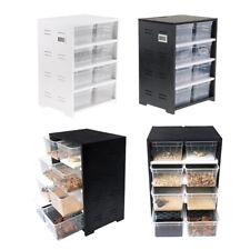 PVC Breeding Cabinet for Reptile in Winter Reptile Terrarium 8 Breeding Boxes