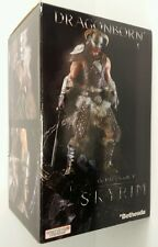 SKYRIM DRAGON BORN STATUE - GAMING HEADS - 1/6 PRIEST EDITION ( Not sideshow