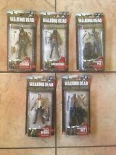 The Walking Dead Series 3 Mcfarlane Complete Set