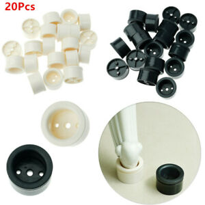 20Pcs Sofa Risers Adjustable Furniture Risers Bed Risers Heavy Duty Plastic Tool