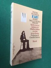 Pietro VALPREDA - E' LUI ! Diario dalla galera 1969/72 Rizzoli (1° Ed 1974 Libro