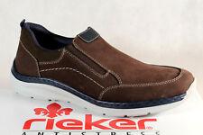 Rieker Slip on Shoe Trainers Braun B8950 New