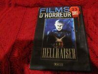 "DVD ""HELLRAISER"" Collection FILMS D'HORREUR N°23 / de Clive BARKER"