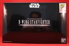 Bandai Star Wars B-Wing Starfighter SDCC 2018 Exclusive Model Kit 1/72 Scale