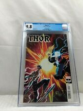 Thor #1 3/20 Scalera Variant Cover CGC Graded 9.8 Serial # 3748506005