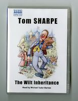 The Wilt Inheritance - by Tom Sharpe - MP3CD - Audiobook