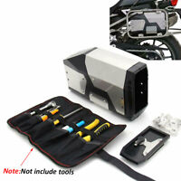 Motorcycle Stainless Steel Tool Box For BMW R1200GS R1250GS ADV LC R1200RS