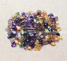 100g Natural Amethyst Citrine Quartz Crystal Stone Rock Chips Specimen Healing