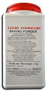 Poudre A Lever Levure Baking powder poudre a lever patisserie cakes 1 kg