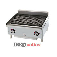 "Star 5124CF Star-Max 24"" Heavy-Duty Electric Char-Broiler"