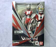 "Ultra Act 1st Generation Ultraman 6.5"" action figure Bandai Tamashii Nations"