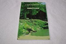 METAL DETECTING BOOK ~ A GUIDE TO TREASURE IN PENNSYLVANIA ~ BOOK ~ NEW