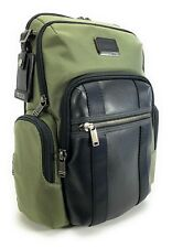 Tumi Alpha Bravo Nellis Laptop Business Casual Backpack Tundra Green Limited