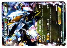 POKEMON BW11 BLACK & WHITE LEGENDARY TREASURES HOLO N° 100/113 BLACK KYUREM EX