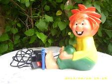 Pumuckl Tischlampe / Figur Leuchte - Kinderlampe - Lampe - 1984 - Heico