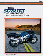 Suzuki GSX-R600 GSXR600 1997-2000 Clymer Manual M331 NEW