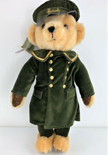 Harrods Merrythought Mohair Doorman Bear with Tags Limited Edition