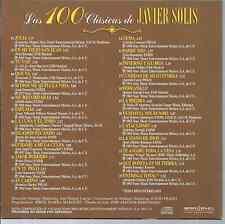rare RANCHERA 60s 70s CD slip JAVIER SOLIS en mi viejo San Juan TE AMARETODAVIDA