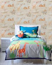 New Jungle / Animal, Childrens / Kids Wallpaper by P+S International