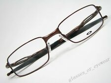 Eyeglass Frames-Oakley COILOVER OX5043-0251 Polished Brown Glasses Occhiali New