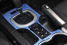 Holden Ve Commodore Carbon fibre interior Kit Auto Series 1- Light Blue