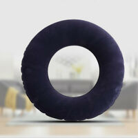 """16"""" Comfort Donut Ring Chair Seat Cushion Pillow Coccyx Hemorrhoid Relief Gifts"""