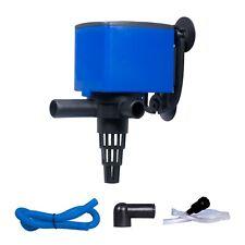 Powerhead Submersible Pump Aquarium Fish Tank Undergravel Filter Oxygen 660 GPH