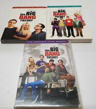 Big Bang Theory Seasons 1-3 DVD