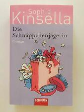 Sophie Kinsella Die Schnäppchenjägerin Roman Goldmann Verlag