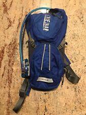 Camelbak Rogue Hydration Pack 70oz (2L) Blue Hiking Biking