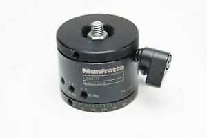 Manfrotto N 300 Panorama Head Supports 14 Kg (31 lb) PLEASE WATCH MY VIDEO