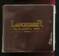 Langrisser: Re:Incarnation Tensei Limited Launch Ed. New Sealed US Nintendo 3DS