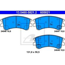 ATE Bremsbelagsatz Scheibenbremse MAZDA 6 (GG)  MAZDA 6 Hatchback (GG)  MAZDA 6