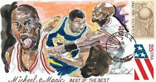 "WILD HORSE HP MICHAEL JORDAN & MAGIC JOHNSON ""BEST OF THE BEST""  Sc 1189 2475"