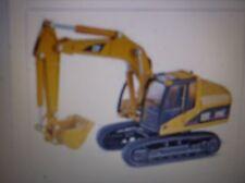 CAT 315C L Hydraulic Excavator 1:87 scale Norscot 55107