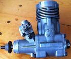USED ENYA  60X 7101 PUMPED 2 STROKE NITRO  GLOW FUEL RC PLANE ENGINE NO MUFFLER