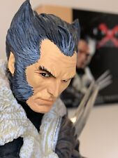 Earth X Logan Limited Edition Bust Wolverine Alex Ross Statue 6597/8900