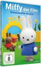 DVD  -  Miffy - Der Film: Schatzsuche im Zoo - ANIMEE für KINDER