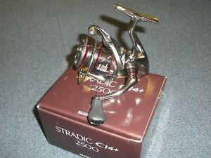 Shimano Stradic CI4+ 2500 FB Fishing Reel