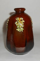 Peters And Reed Pottery Standard Glaze Pinch Vase! MINT