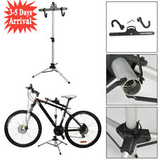 Adjustable Bicycle Bike Repair Stand Cycle Maintenance Mechanic Workstand Rack