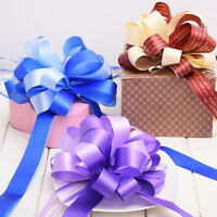 Decoration Pull Bow String Bows Easter Gifts Bright Gift Wedding Car Tie Bow CO